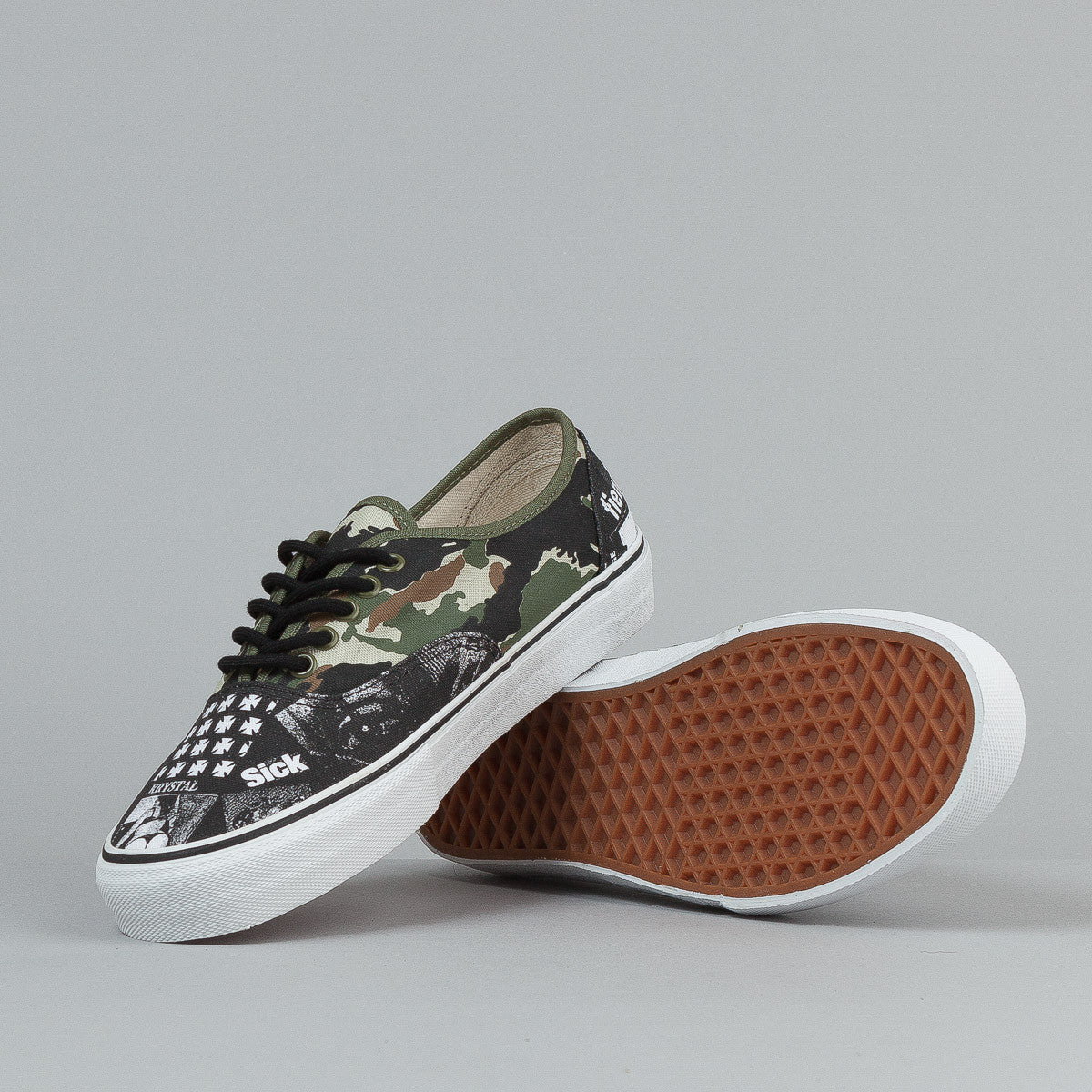 "Vans Syndicate Authentic ""S"" China Girl Summer"
