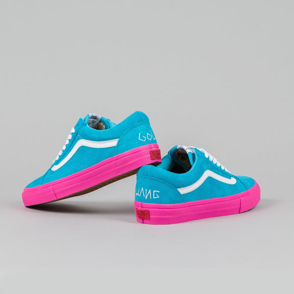 Black Golf Wang Shoes