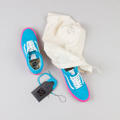 Vans Syndicate Old Skool Pro 'S' (Golf Wang) Blue/Pink