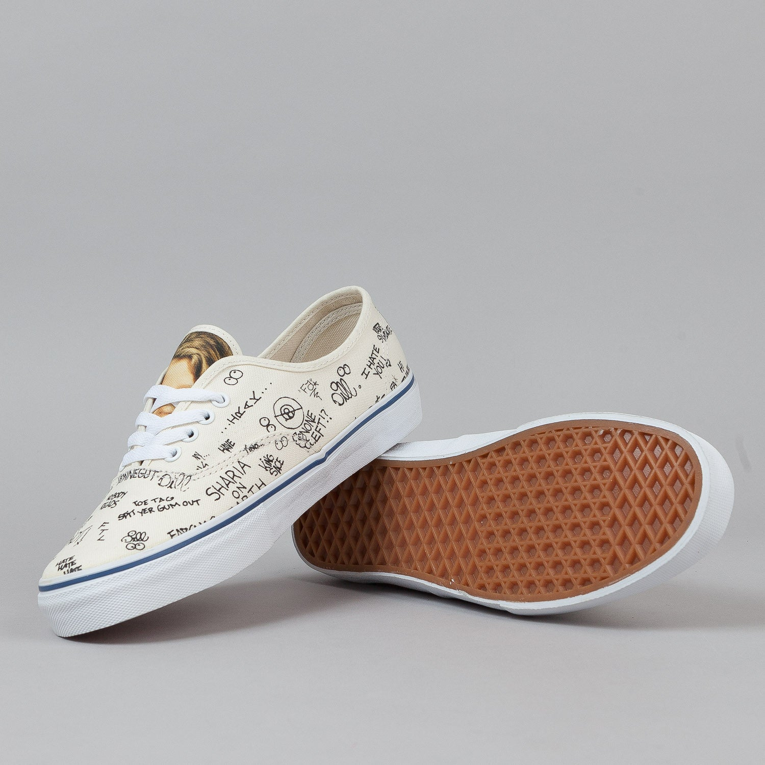 Vans Syndicate OG Authentic S Jason Dill - Natural / White