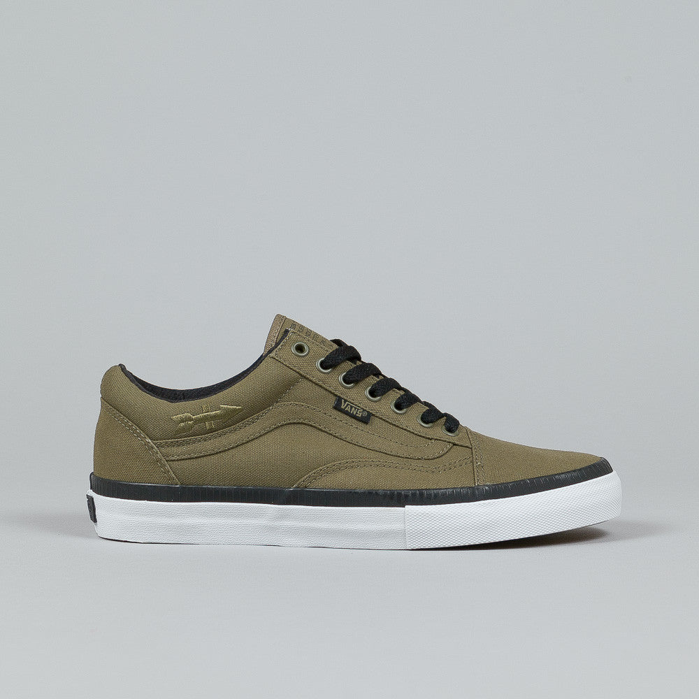 Vans Syndicate Old Skool (Dressen) Army