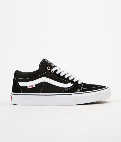 Vans TNT SG Shoes - Black / White