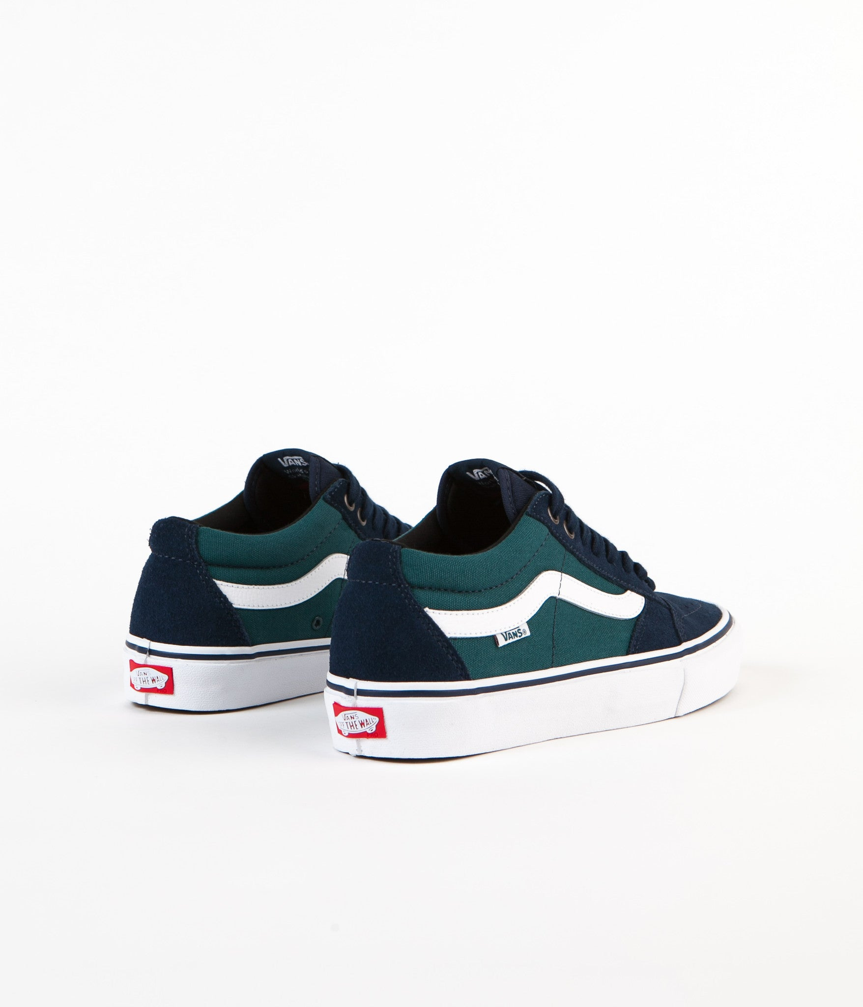 Vans TNT SG Shoes - Dress Blues / Deep Teal
