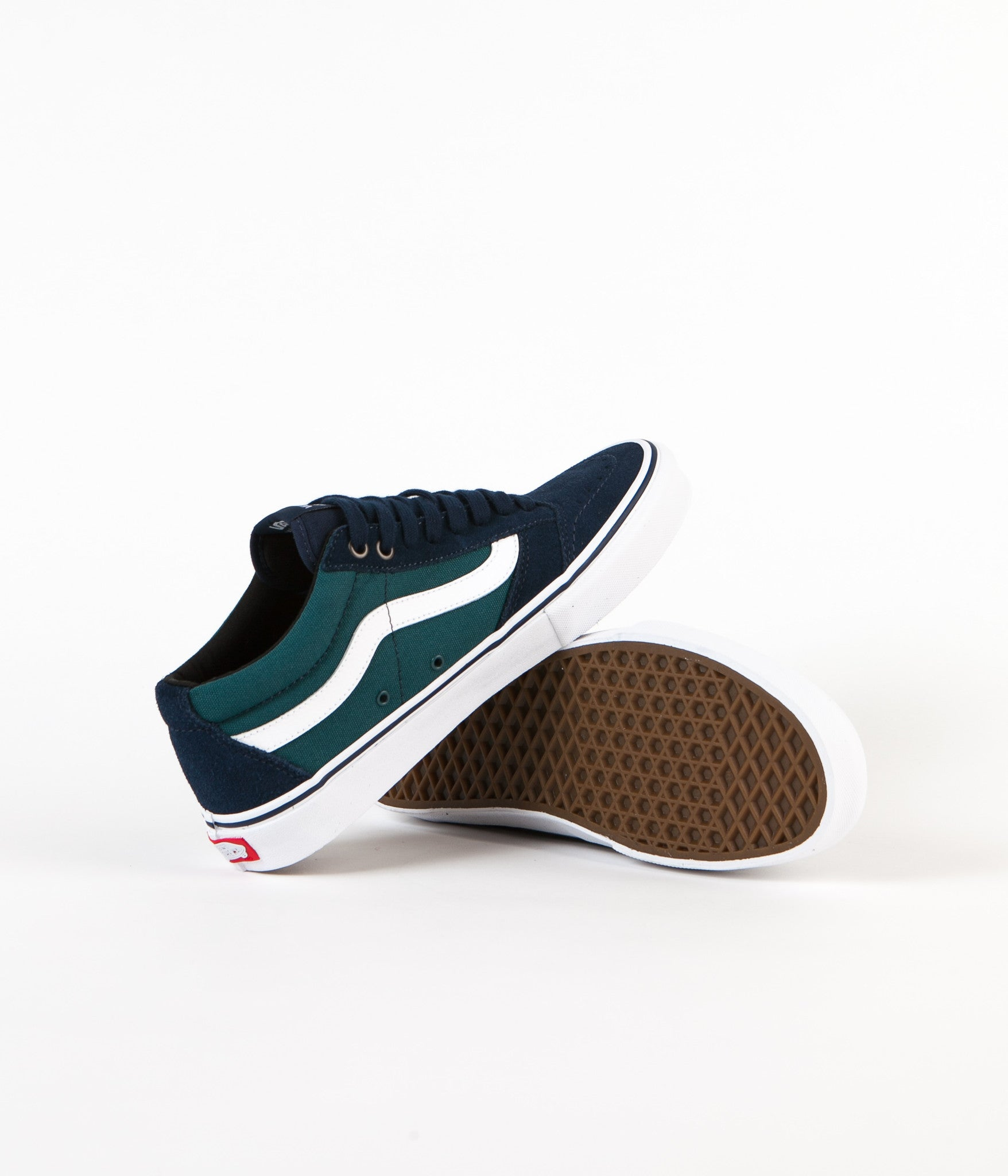 ead530ea5a ... Vans TNT SG Shoes - Dress Blues   Deep Teal ...