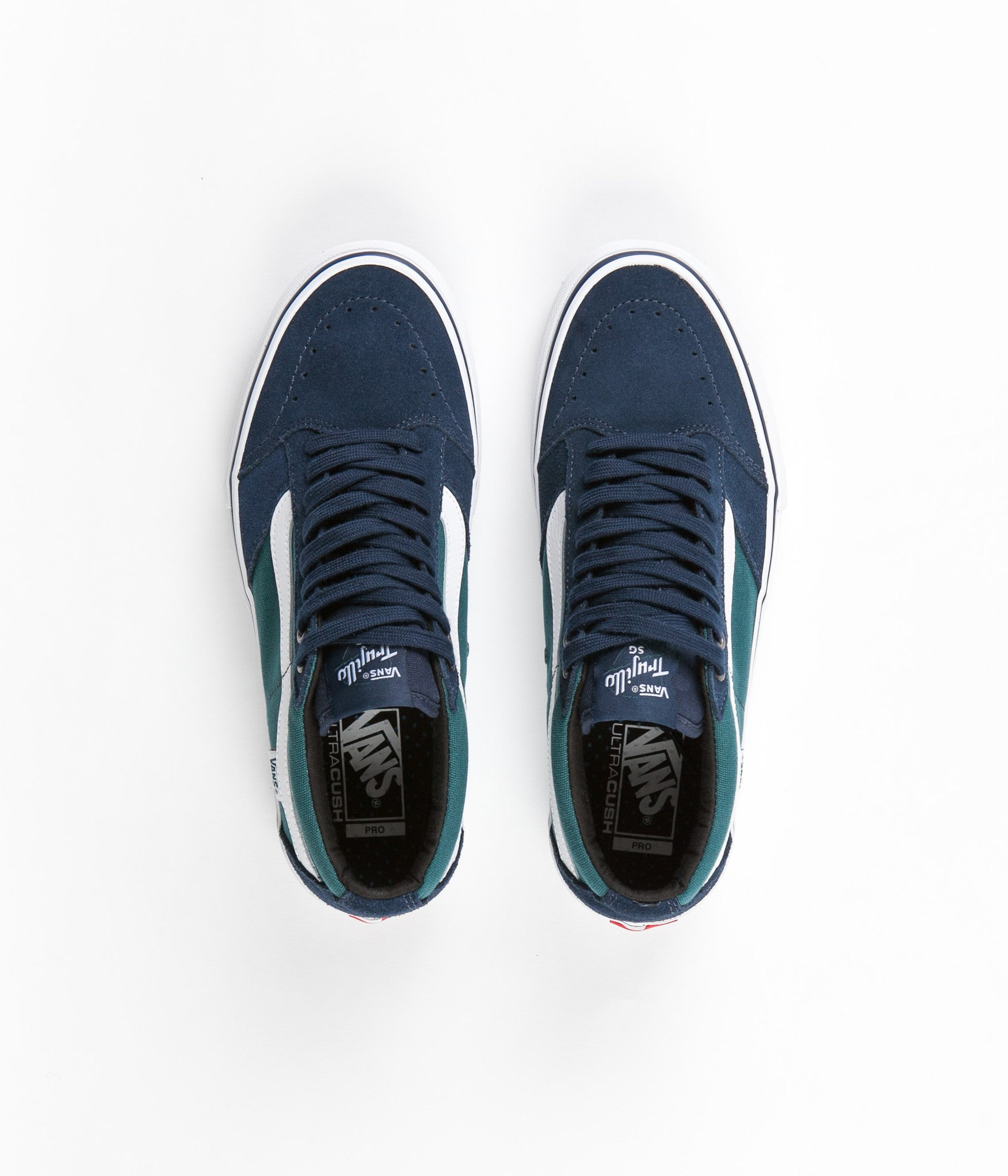 8f0db050d1 Vans TNT SG Shoes - Dress Blues   Deep Teal ...
