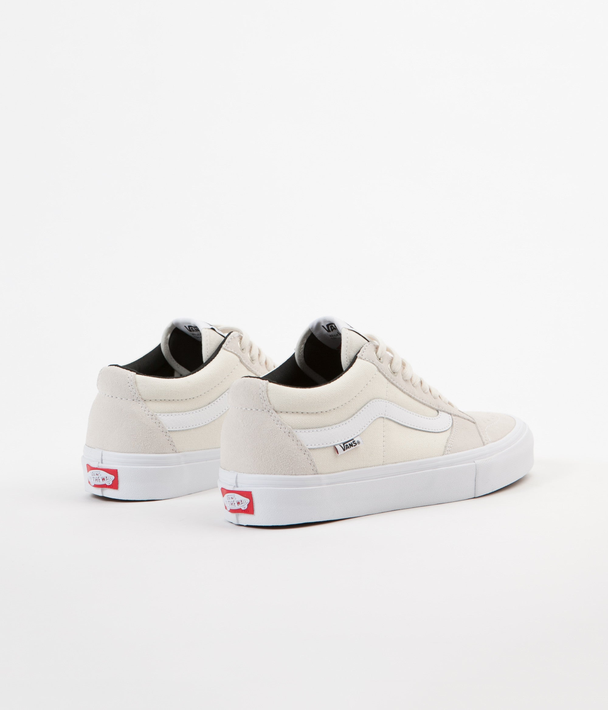 fce303d685e7 ... Vans TNT SG Shoes - White   White ...