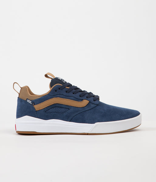 Vans UltraRange Pro Shoes - Dress Blues / Medal Bronze