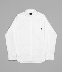 Vans WN1 Stretch Oxford Shirt - White
