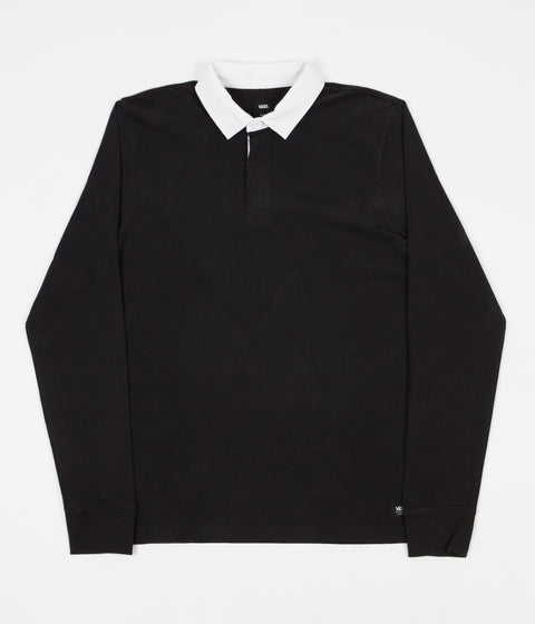 Vans World's #1 Rugby Shirt - Black