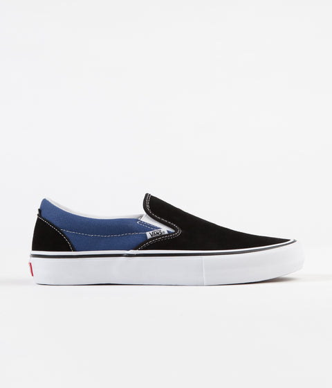 Vans x Anti Hero Slip-On Pro Shoes - Pfanner / Black