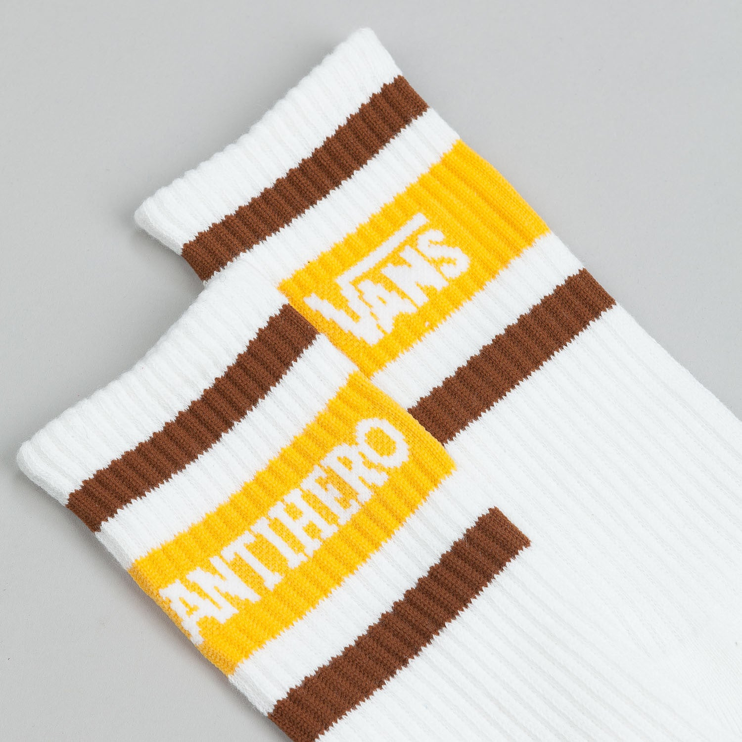Vans X Anti Hero Socks - White