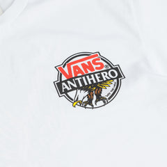Vans X Anti Hero T-Shirt - White