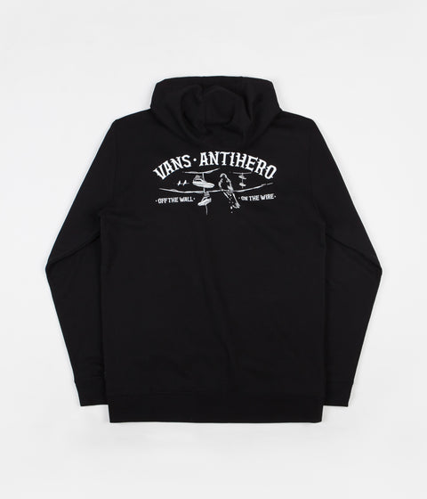 Vans x Anti Hero Wired Hoodie - Black
