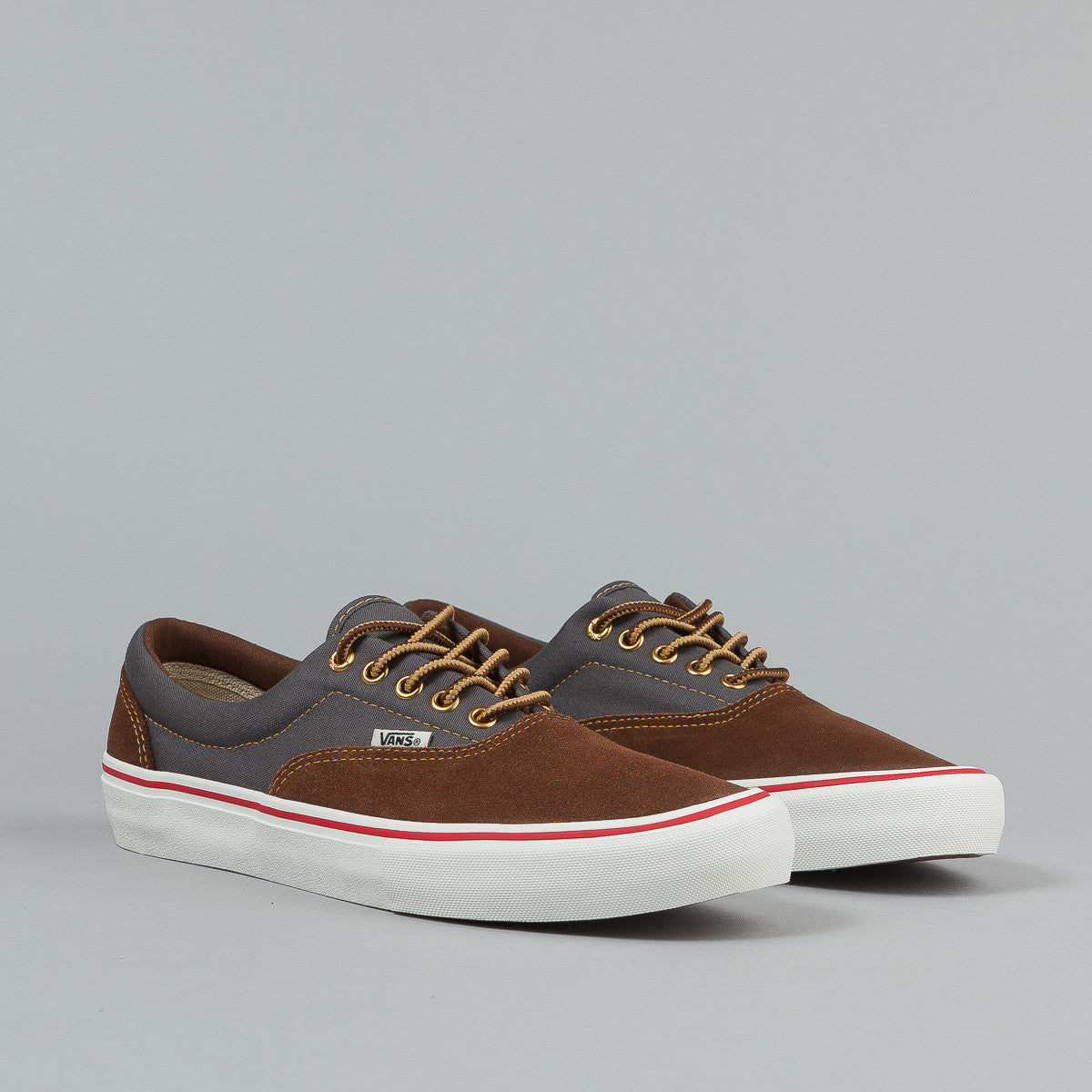 Vans X Antihero Era Pro Shoes - Brown / Cardiel