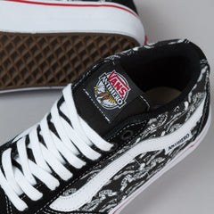 Vans X Antihero TNT SG Shoes - Black / Trujillo