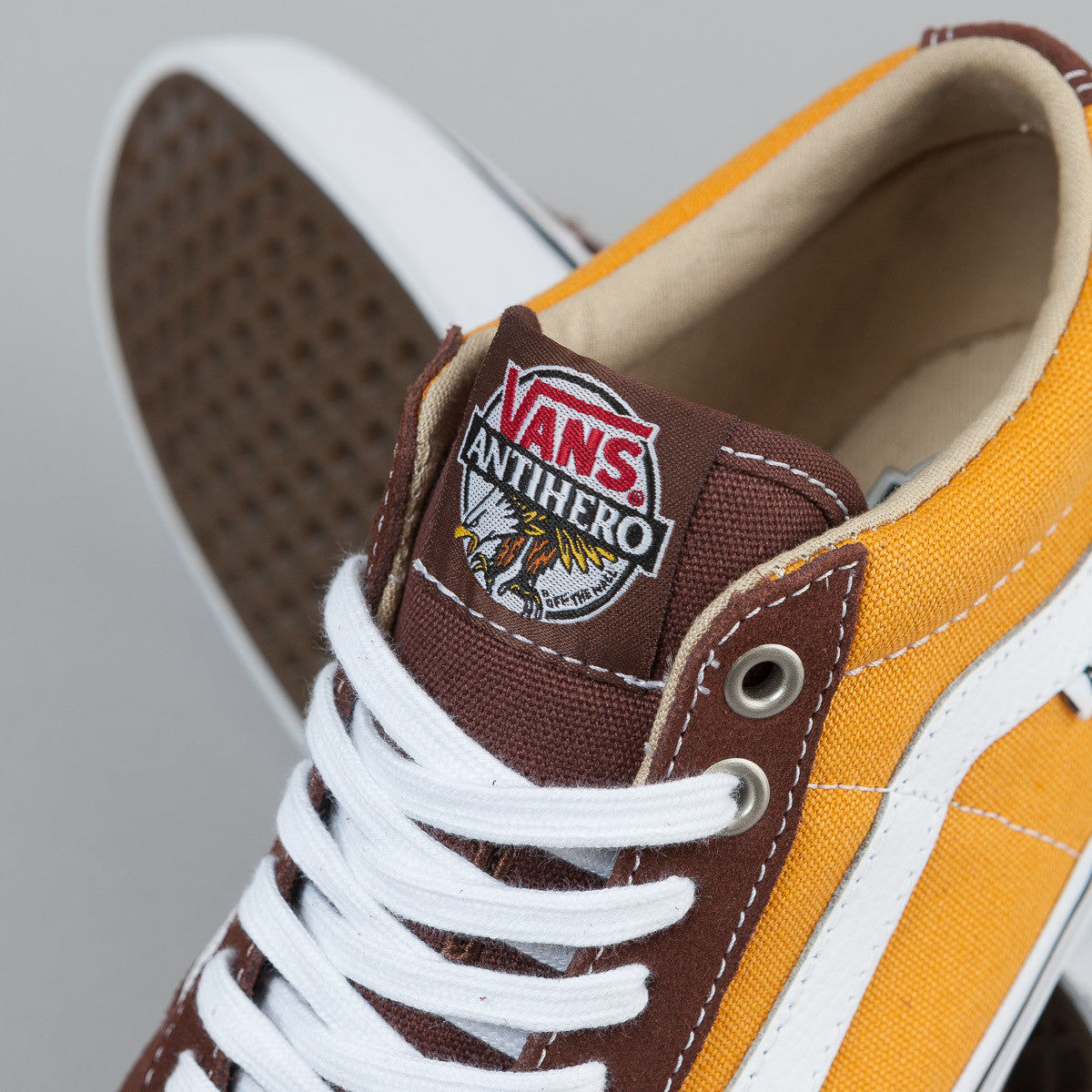 Vans X Antihero TNT SG Shoes - Brown / Trujillo