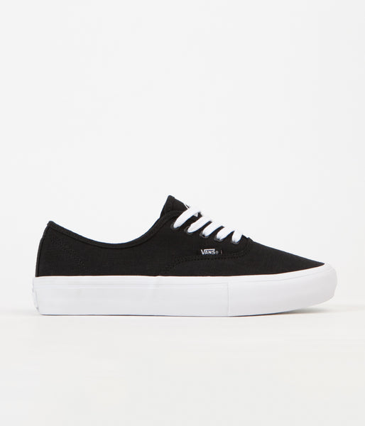 Vans x Civilist Authentic Pro Shoes - Black / True White