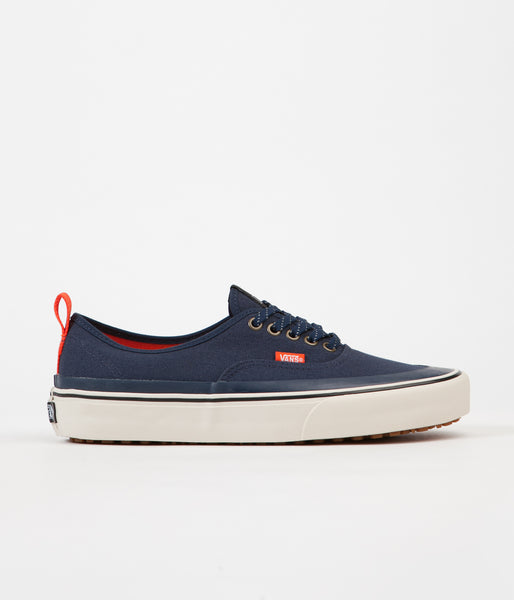 Vans X Finisterre Authentic HF Shoes - Navy