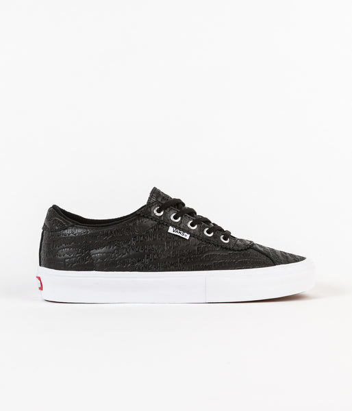 Vans x Fucking Awesome Epoch '94 Pro Shoes - Black