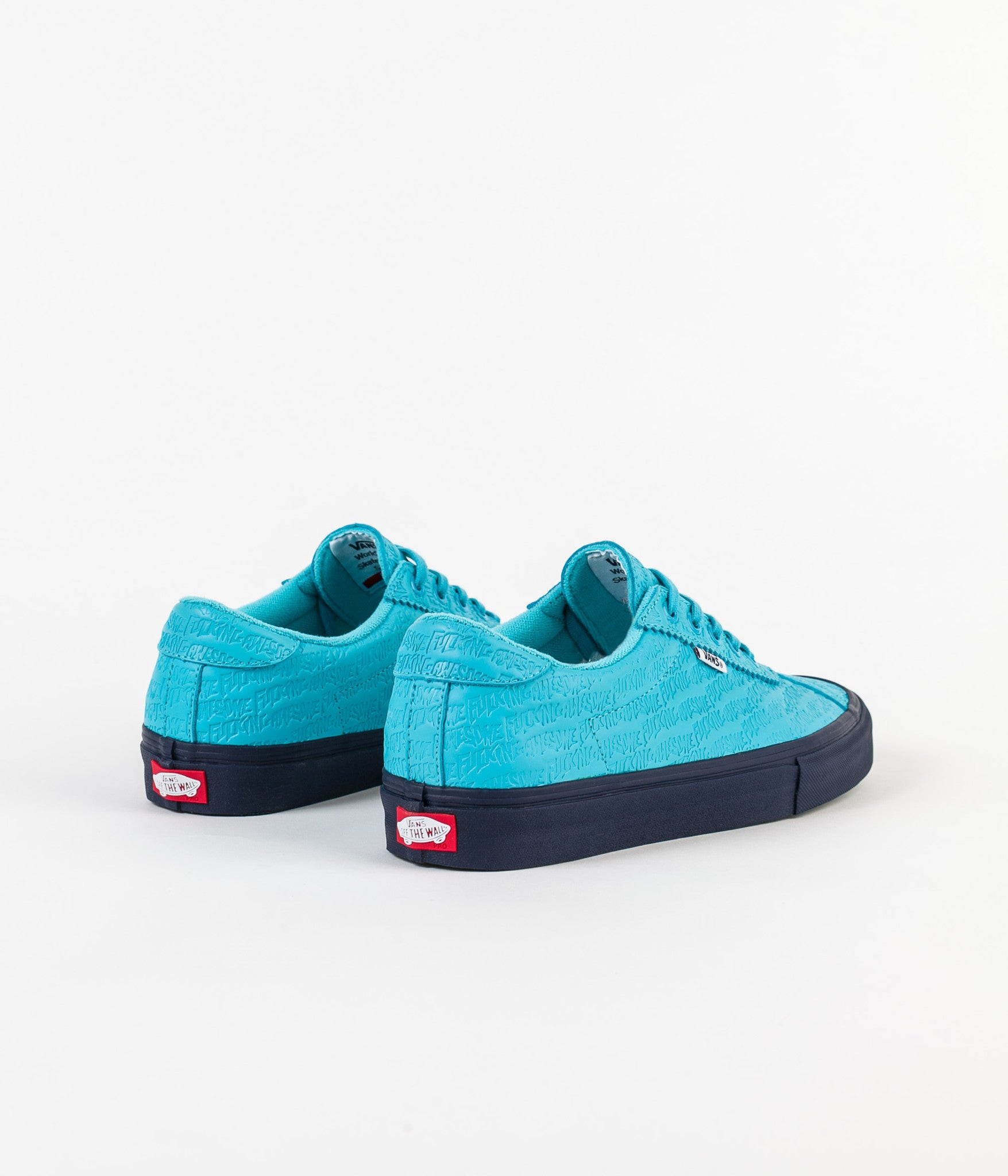 Vans x Fucking Awesome Epoch  94 Pro Shoes - Bright Blue  51c3e381d