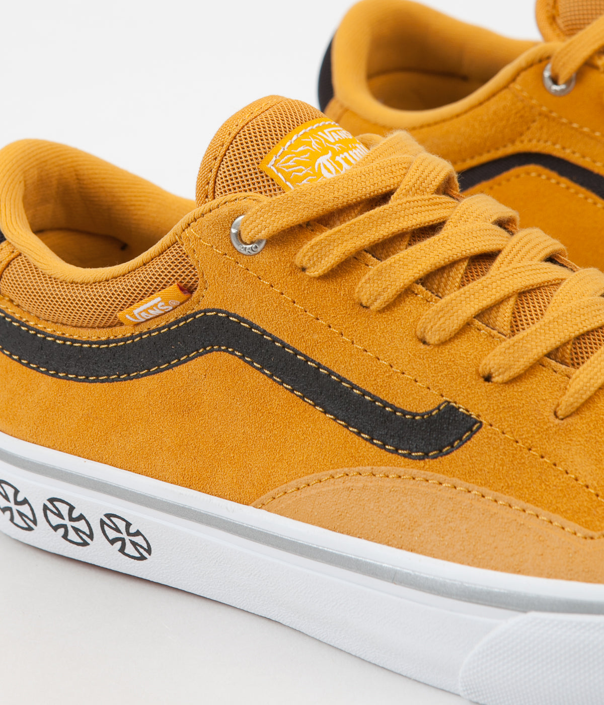 Tnt X Independent Vans Prototype Advanced Shoes SunflowerFlatspot 67Yfgyb