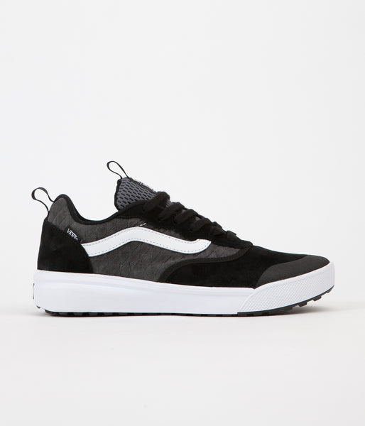 Vans x Mission Workshop UltraRange MTE Shoes - Black / Asphalt / White