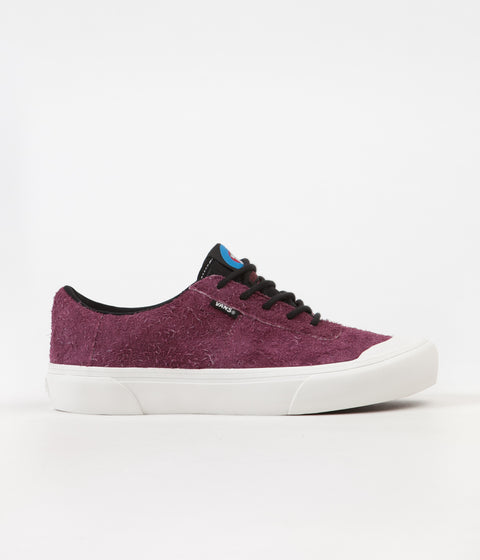 Vans x Pop Trading Company Salman Agah Reissue Pro Shoes - Potent Purple / Marshmallow