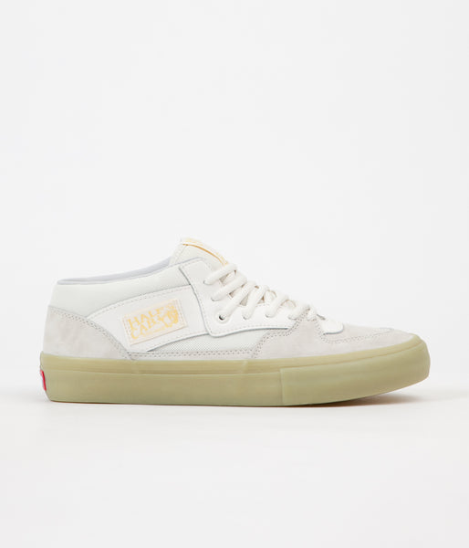 Vans x Pyramid Country Half Cab Pro 'GITD' Shoes - White / Glow In The Dark