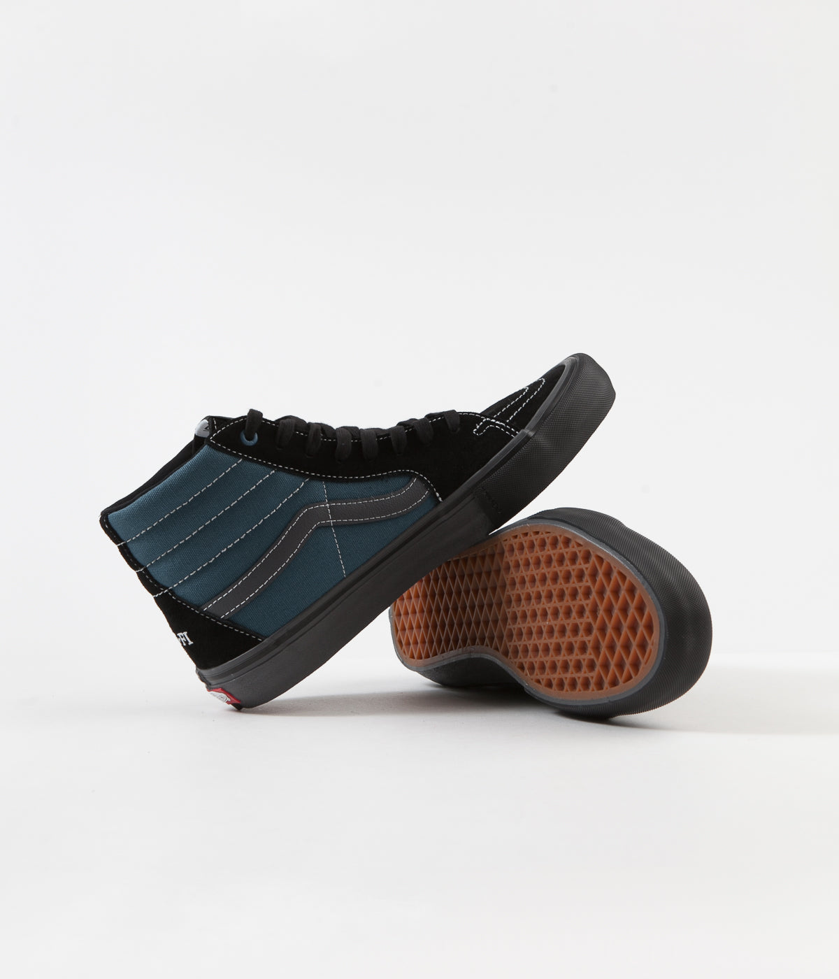 Vans x Sci-Fi Fantasy Sk8-Hi Pro Shoes - Black / Blue