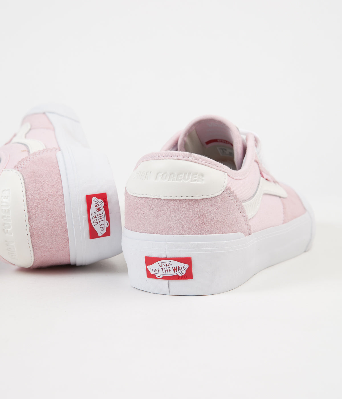 14848458ae8 ... Vans x Spitfire Chima Pro 2 Shoes - Pink ...