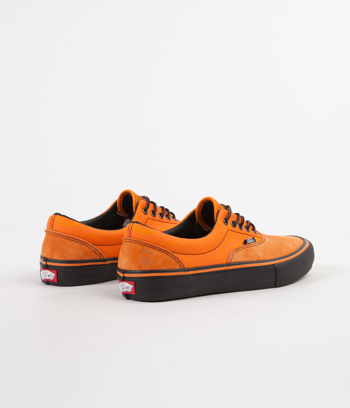Vans x Spitfire Era Pro Shoes - Cardiel / Orange