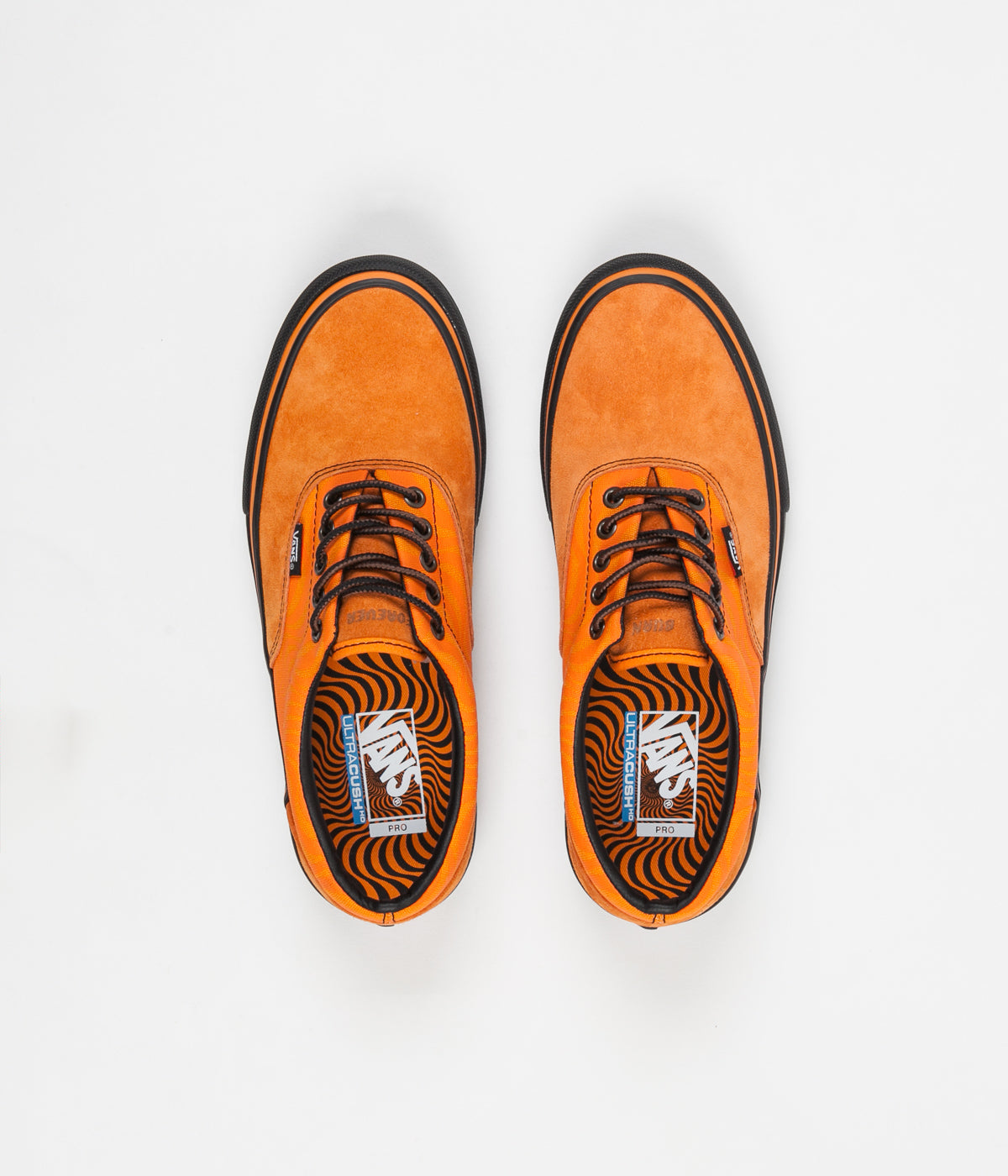 34a53f4f8e6269 Vans x Spitfire Era Pro Shoes - Cardiel   Orange ...