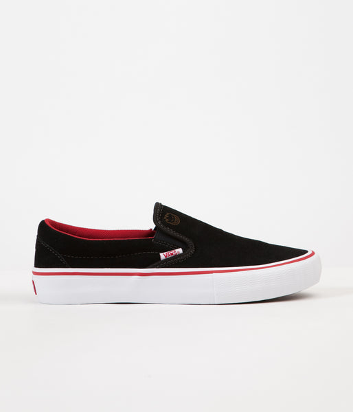 Vans X Spitfire Slip-On Pro Shoes - Van Der Linden / Black