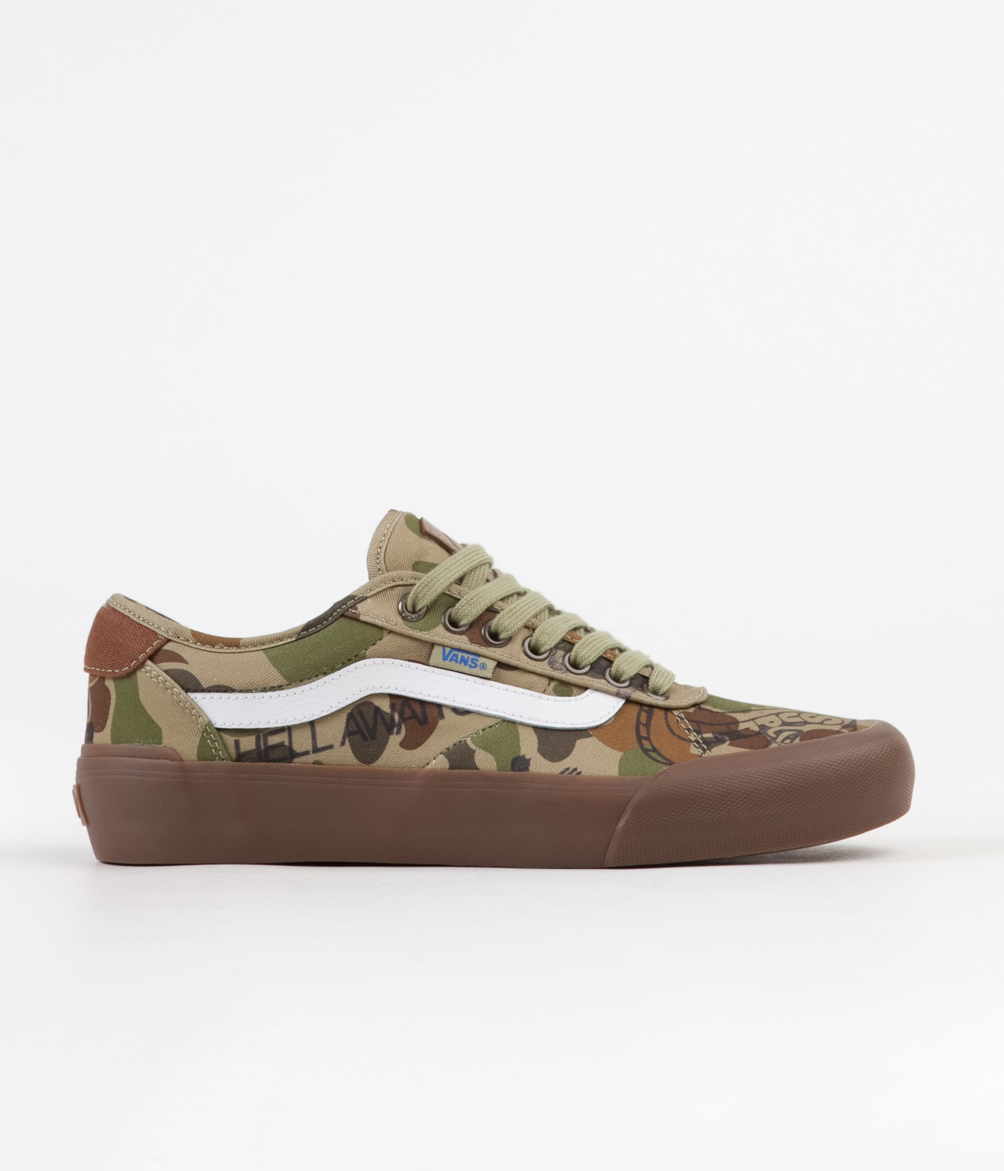 Vans x Supply Chima Pro 2 LTD Shoes - Auscam