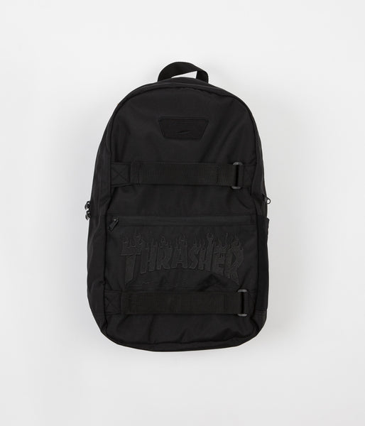 Vans x Thrasher Authentic III Skatepack Backpack - Black