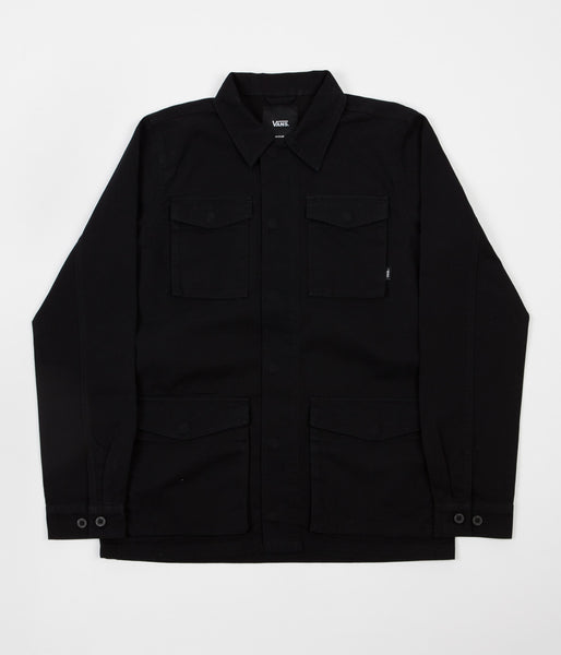 Vans x Thrasher M65 Jacket - Black
