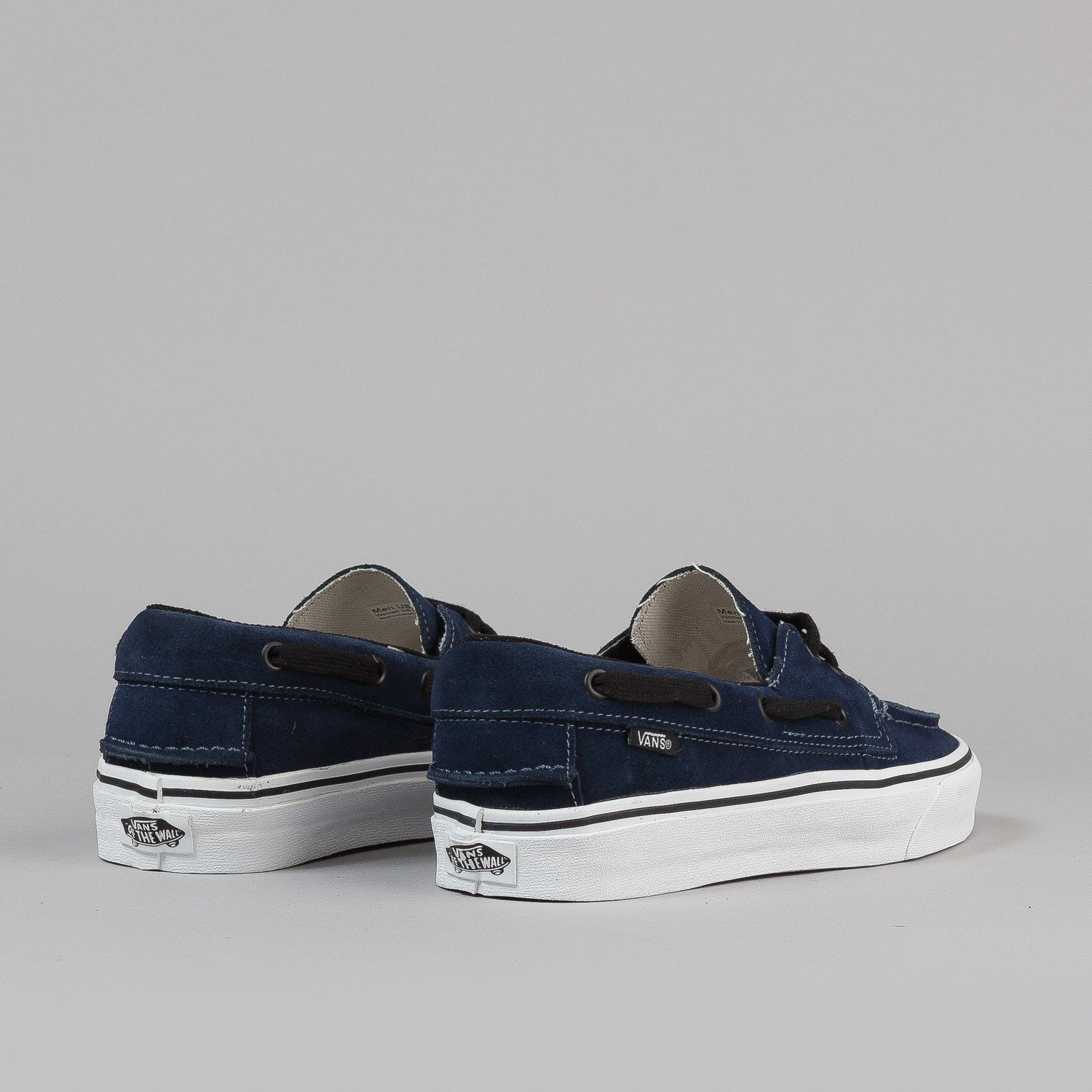 Vans Zapato Del Barco Shoes - Mood Indigo / Black
