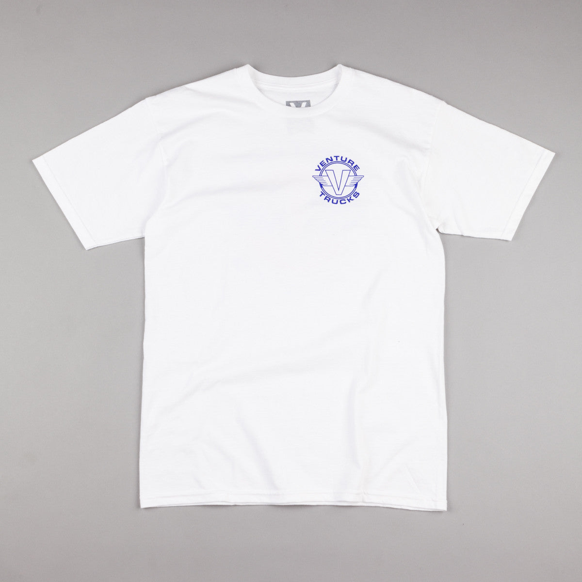 Venture OG Throwback T-Shirt - White