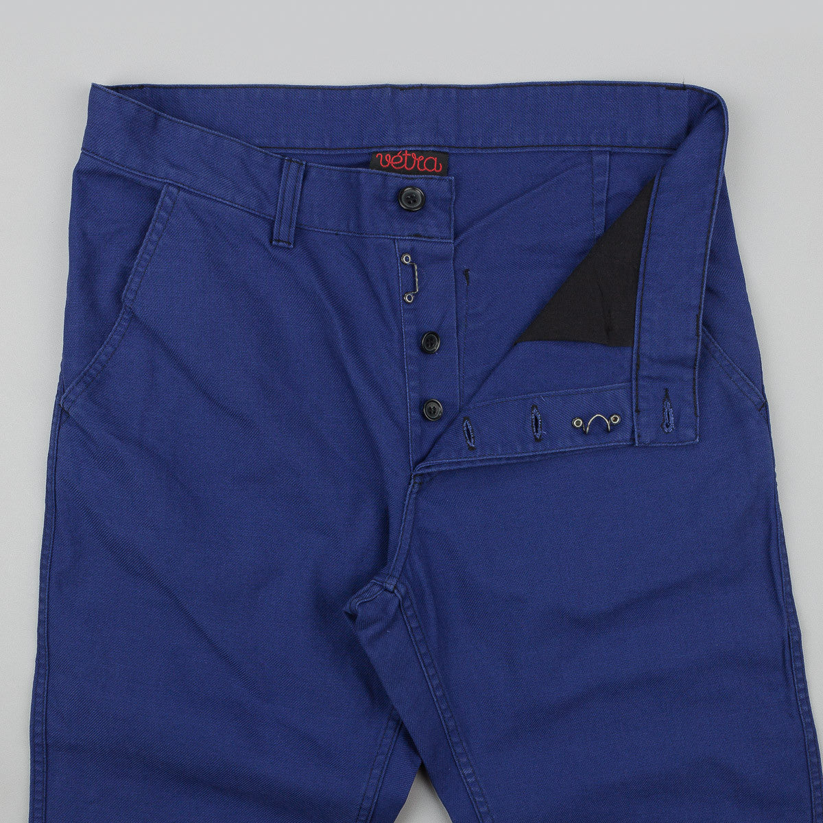 Vetra No.264 Workwear Trousers - Hydrone Blue