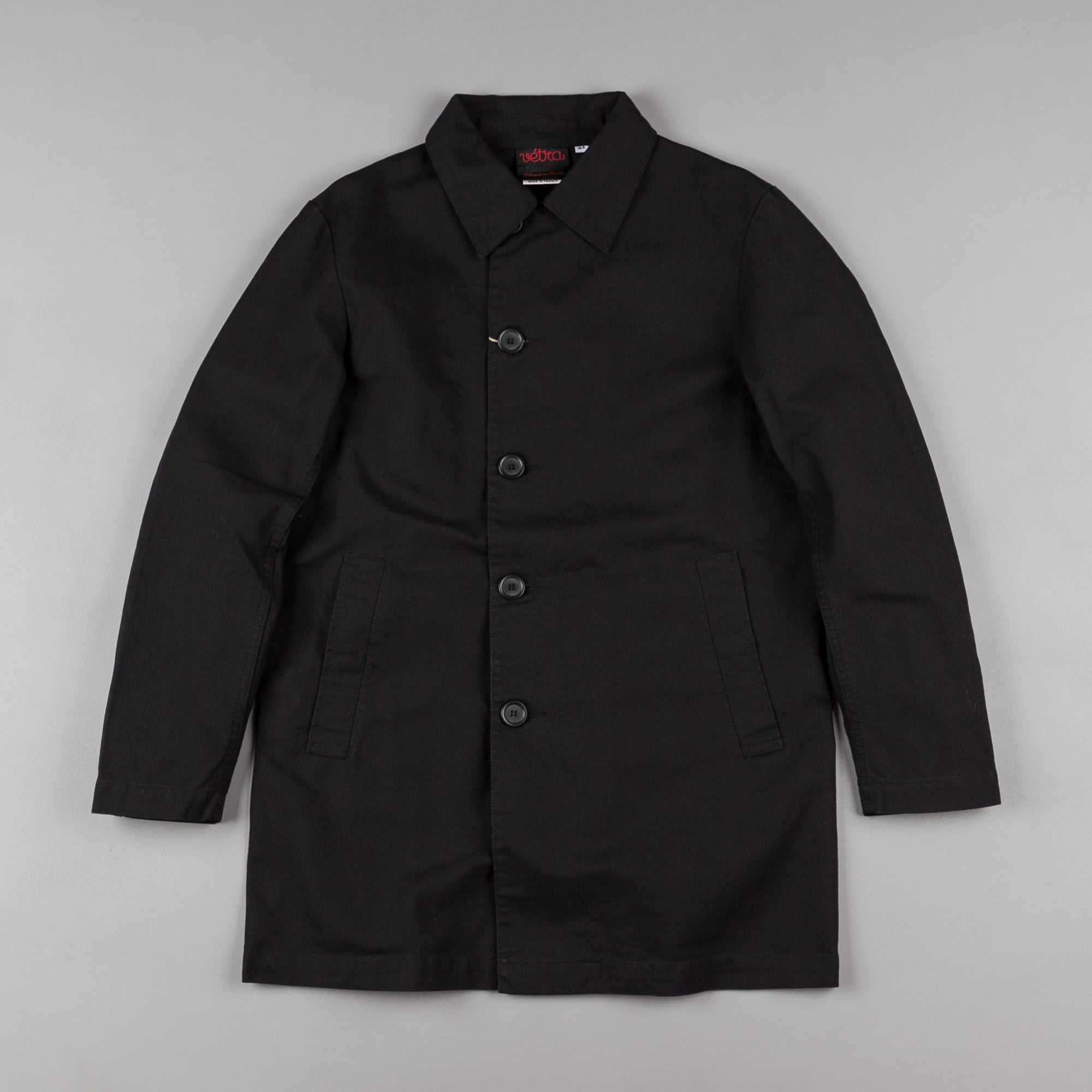 Vetra No.231 Workwear Jacket - Black