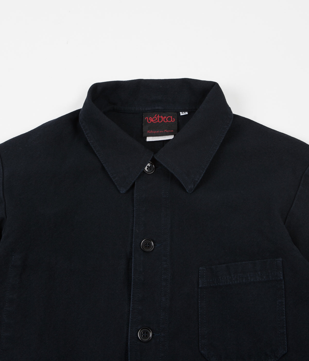 Vetra No.4 Canvas Jacket - Navy