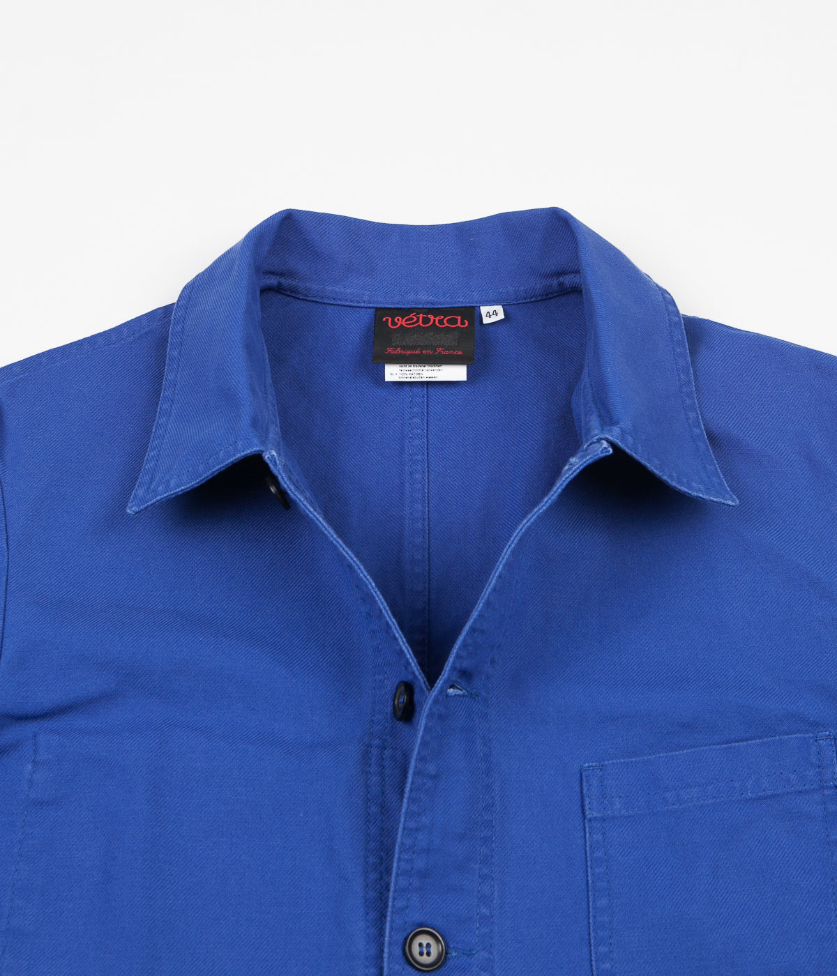 Vetra No.4 Workwear Jacket - Bugatti