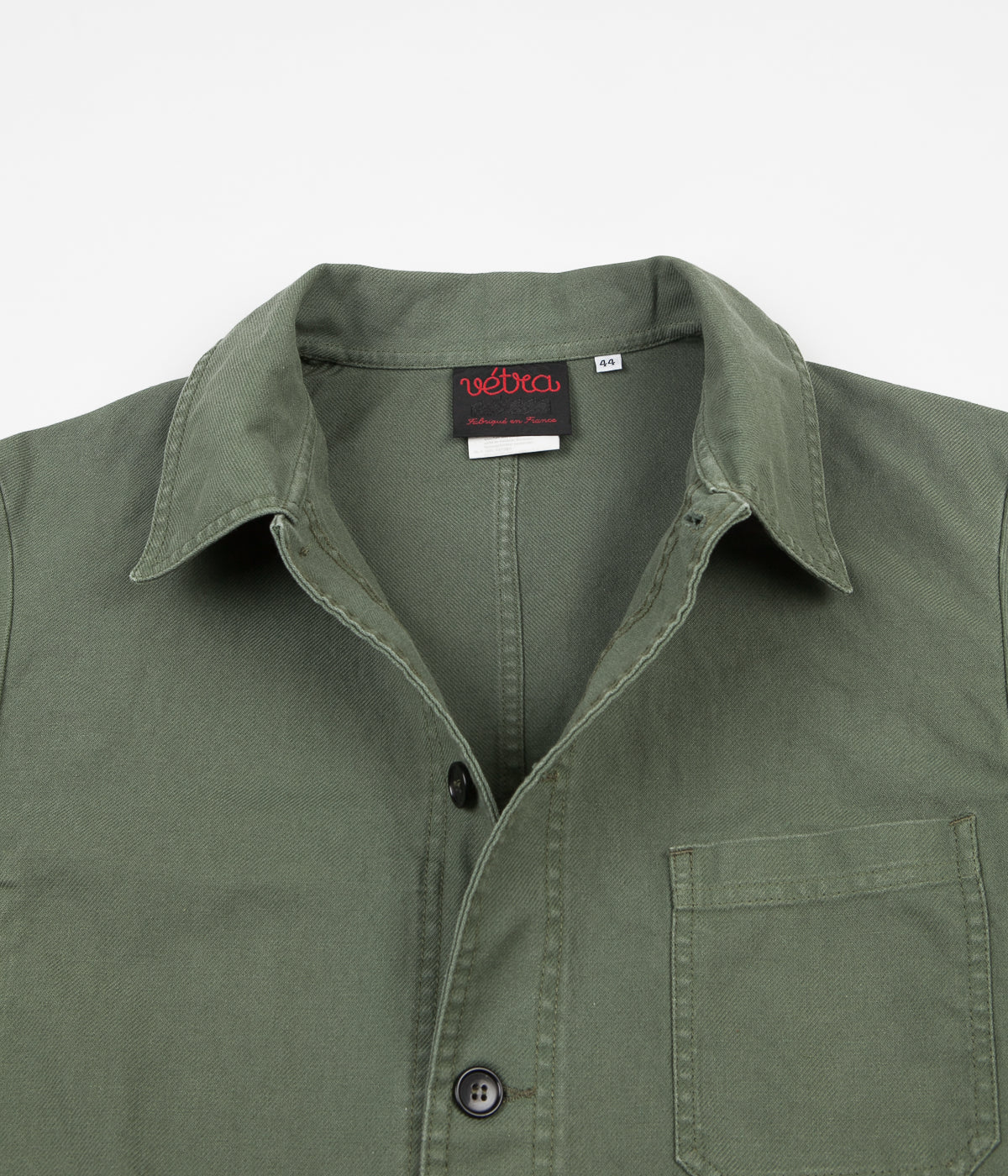 Vetra No.4 Workwear Jacket - Jade