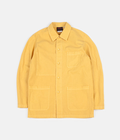 Vetra No.4 Workwear Jacket - Pineapple