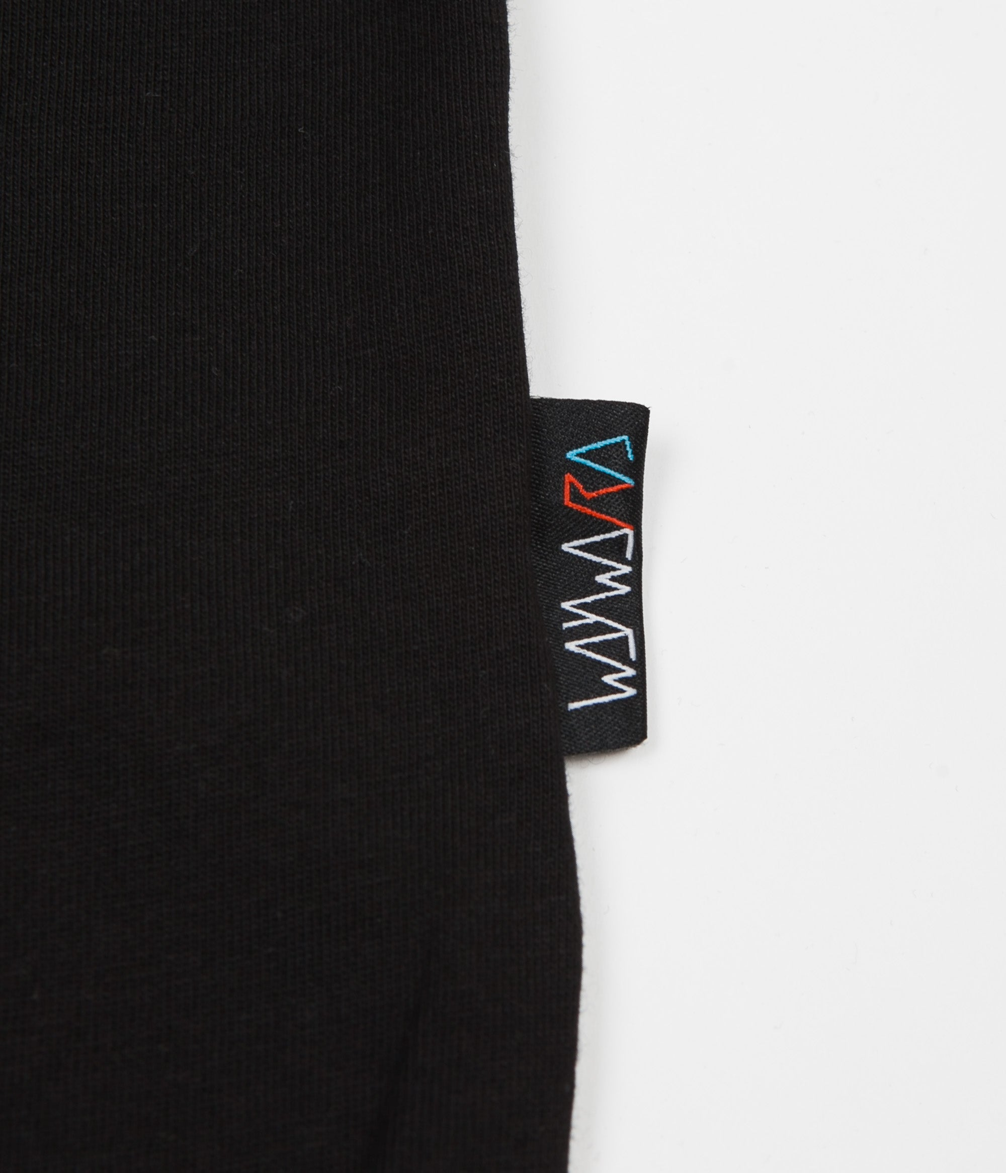 Wayward Drift Long Sleeve T-Shirt - Black