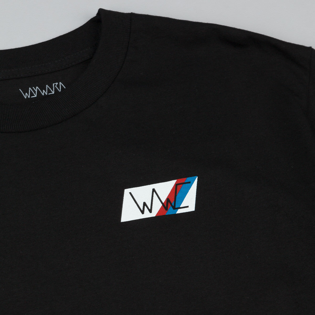 Wayward Signature Logo T-Shirt - Black