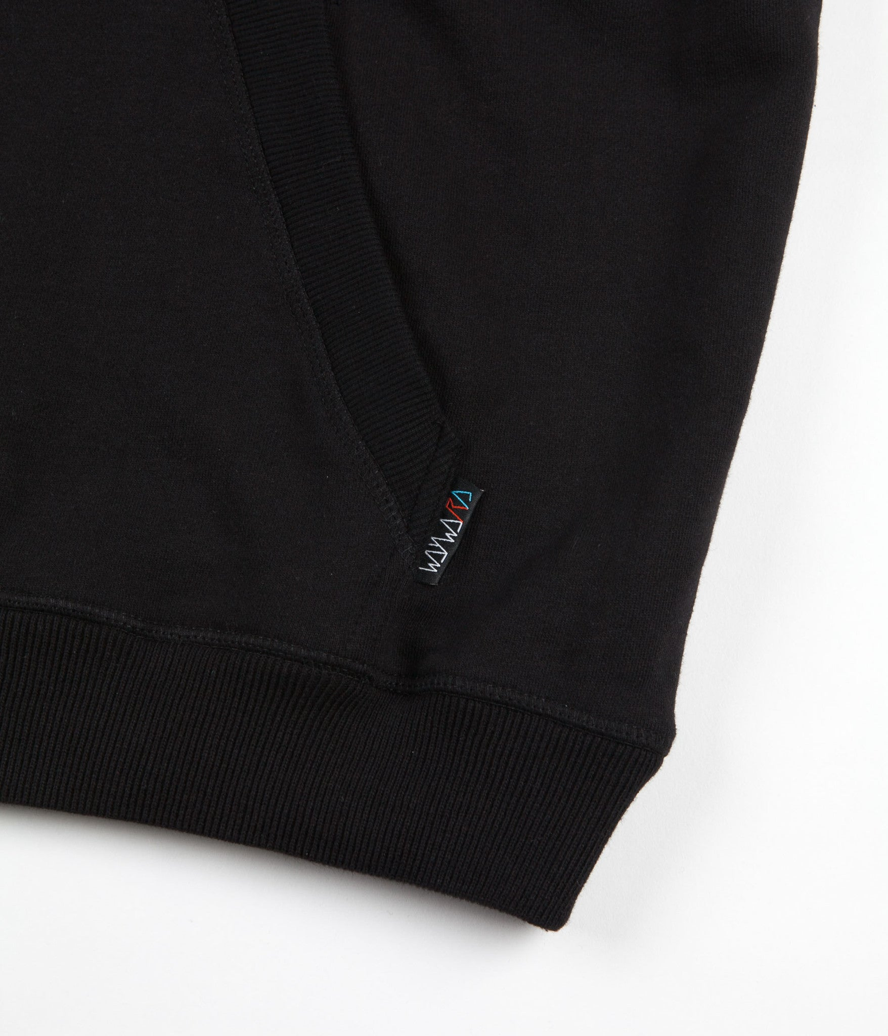 Wayward Strider Hooded Sweatshirt - Black