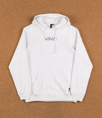 Wayward Strider Hooded Sweatshirt - White