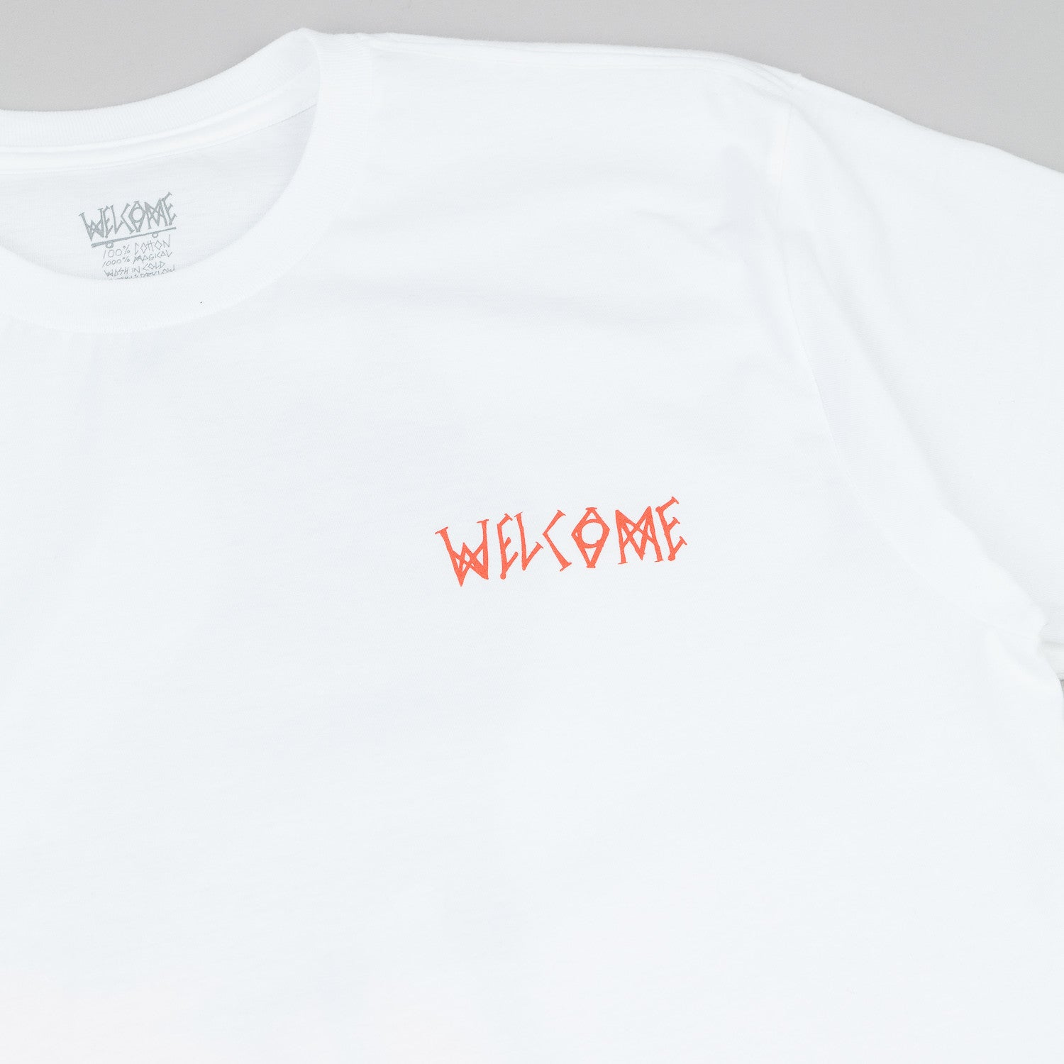 Welcome Rhiannon T-Shirt - White