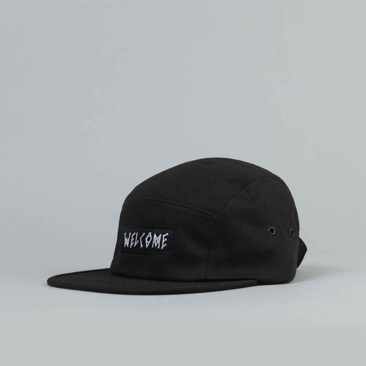 Welcome Scrawl Camp Cap
